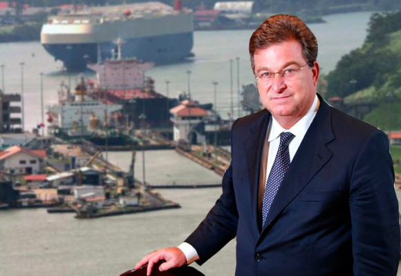 Jaime Gilinsky, el dueño del más audaz proyecto inmobiliario del mundo