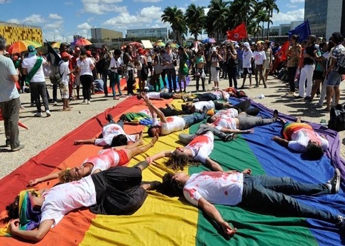 """""""En el Bajo Cauca te matan por ser gay"""""""