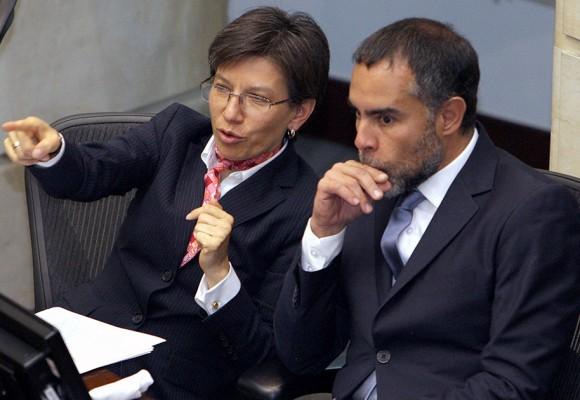 ''Claudia López es la Donald Trump de Colombia'': Armando Bendetti