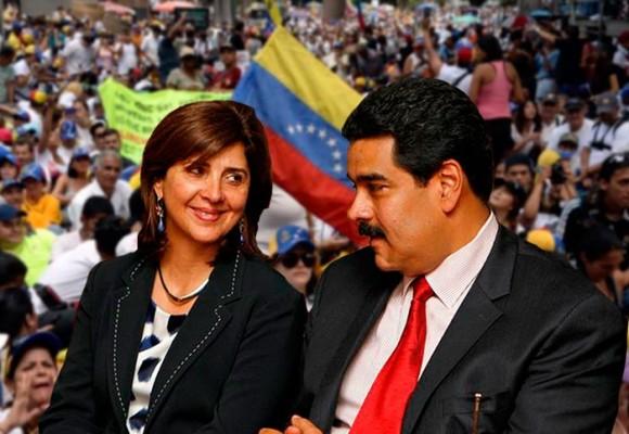 Venezuela con Maduro, al abismo
