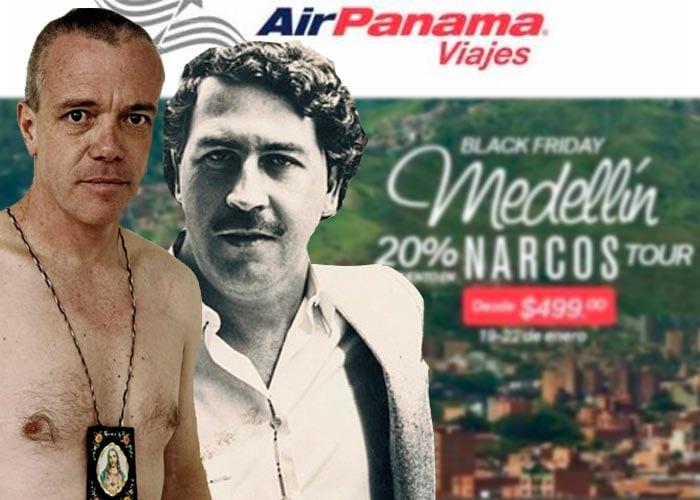 Los narco tours: Medellín no se salva del fantasma de Pablo Escobar