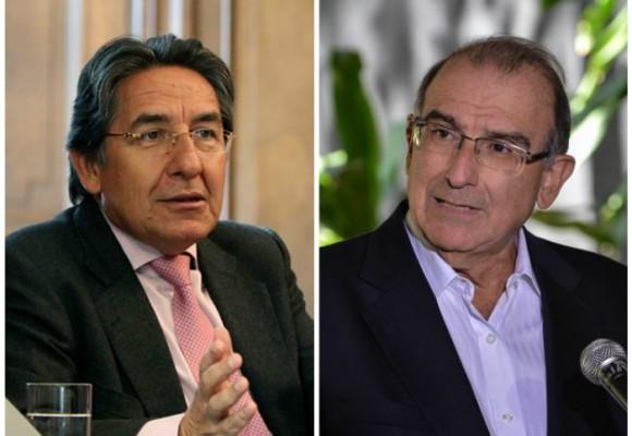 Reparos del Fiscal Néstor Humberto Martínez al nuevo Acuerdo de Paz