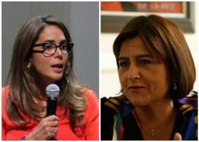 Gina Parody estaría contenta con María Lorena Gutiérrez como su reemplazo