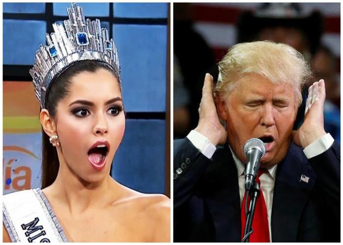 ¿Por qué las Miss Universo terminaron odiando a Trump?