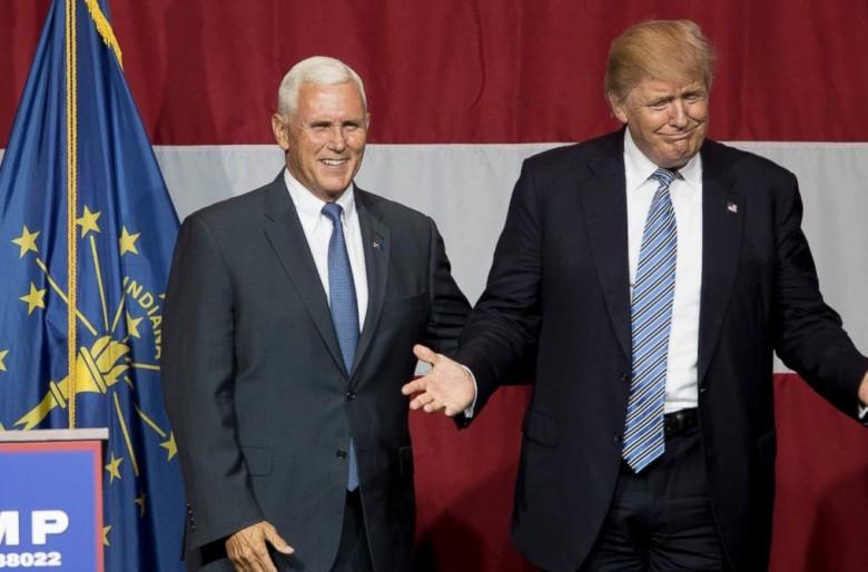 Mike Pence: el gobernador antigay que escogió Trump como vicepresidente
