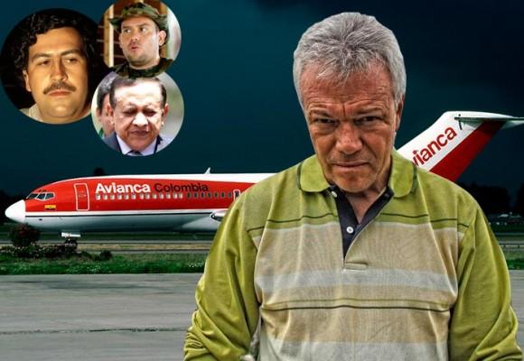 """Popeye insiste: """"La bomba del avión de Avianca la puso Escobar con Carlos Castaño y el DAS"""""""