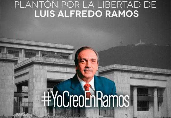 Libertad para Luis Alfredo Ramos: la Corte se le adelantó al plantón ciudadano