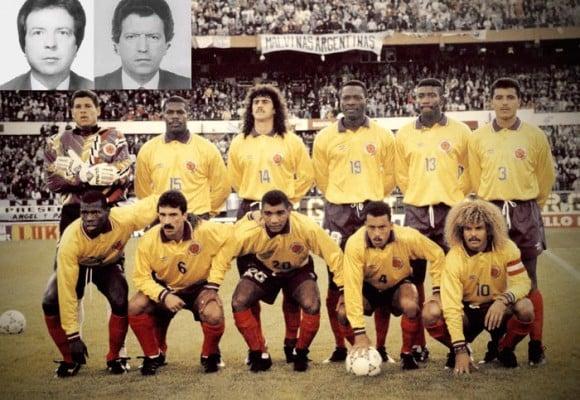 Cuando la Selección Colombia del 5-0 fue secuestrada por los Rodríguez Orejuela