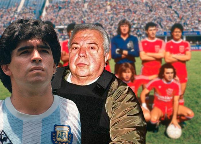 Aterrizaje de Maradona en el América de Cali: el milagro que casi logran los Rodríguez Orejuela