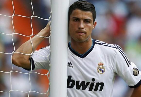 Cristiano Ronaldo: su balón y su bajón