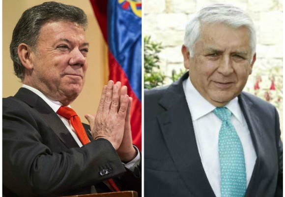 El gobierno Santos camina rápido para acercarse a Trump y a los republicanos