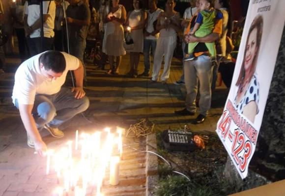 Caravanas desde Bogotá y el Caquetá al rescate de profesora secuestrada por el ELN