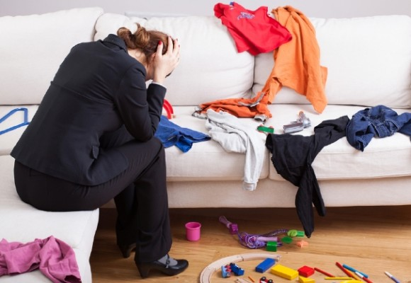 Despreocúpate, ¡nosotros limpiamos!