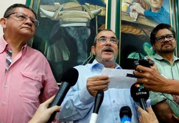 Timochenko y los negociadores de las Farc ya están en Bogotá