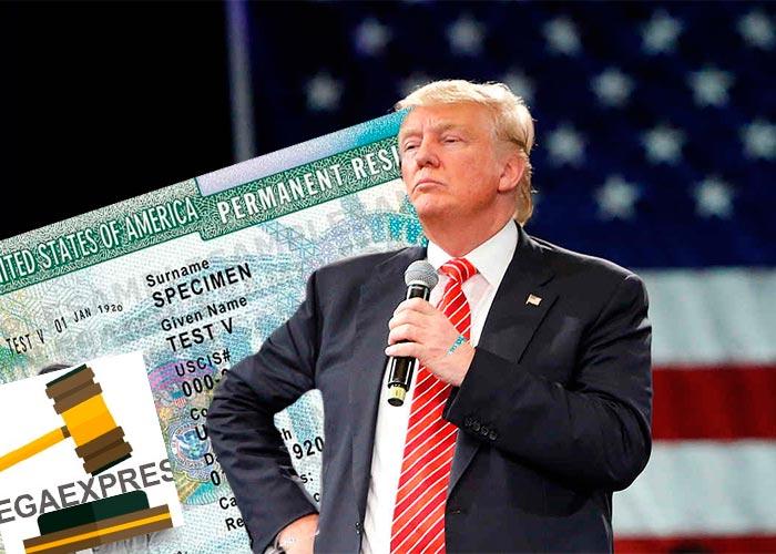 Trump y los ilegales colombianos: una app podría despejarles el camino