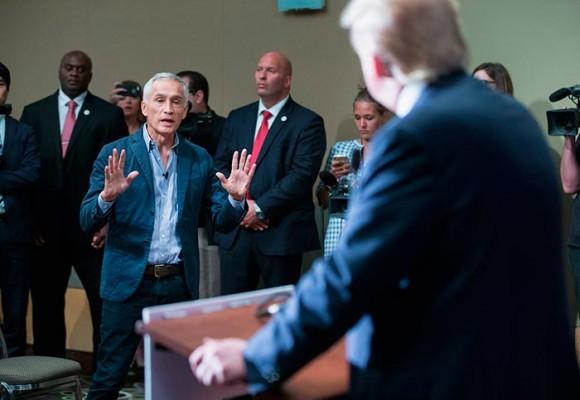El Mea Culpa de Jorge Ramos, el periodista que echó Trump