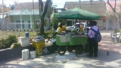 vendedores de arepa 2