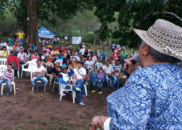 Así se vivieron las vigilias por la paz en el Cauca