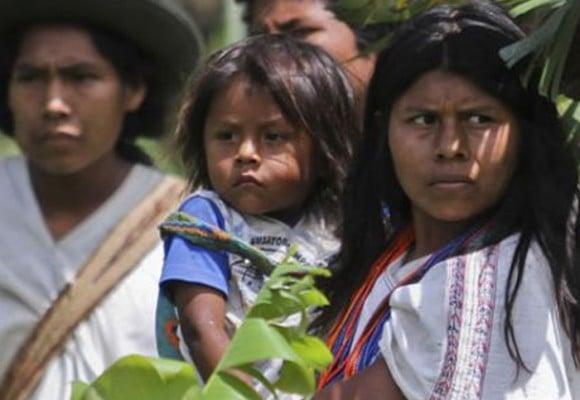 Los indígenas U´wa se oponen al turismo en el Nevado del Cocuy