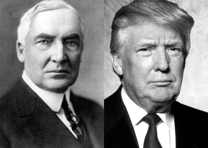 Warren G. Harding: el Trump de los años veinte