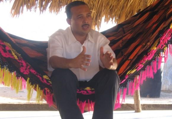 Primer compromiso del gobernador Guajiro: no habrá juego para Cielo Redondo