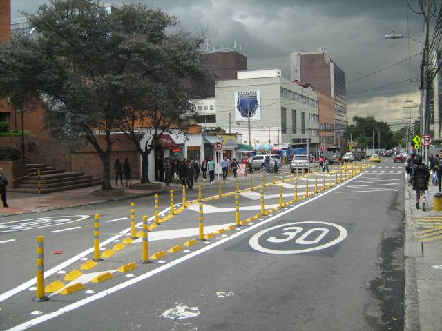 ¿Son necesarias estas obras en Bogotá?
