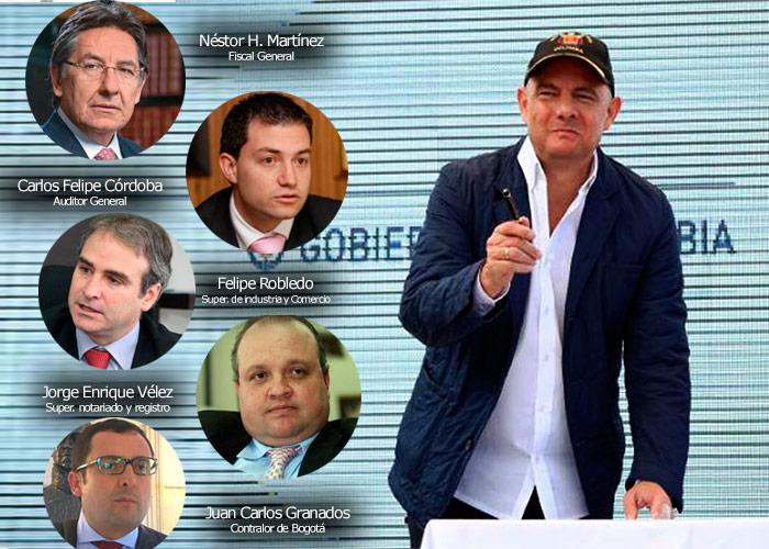 Vargas Lleras afina su estrategia de campaña con 5 alfiles bien colocados