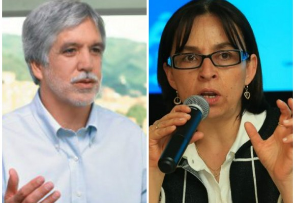 El regalo de navidad de Peñalosa y la directora de la UAESP a los recicladores
