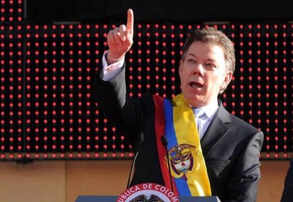 Presidente Santos, priorice