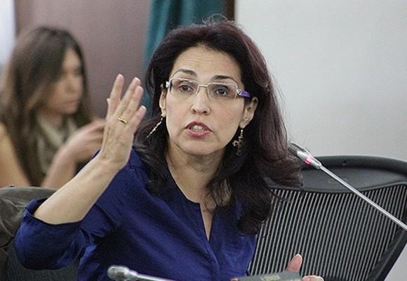 Cuando Viviane Morales acabó con el referendo de cadena perpetua para violadores de niños