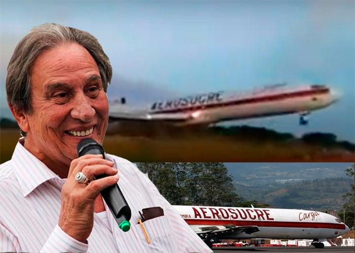 Aerosucre: accidentes, coca y sobrecupos en el historial de la aerolínea