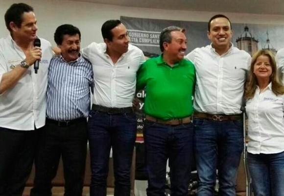 El coronel Aguilar resucita en la política al lado de Vargas Lleras