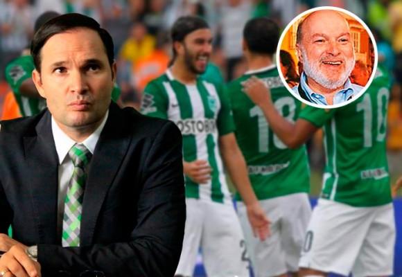 Víctor Marulanda: el mago del billete y los campeonatos en el Atlético Nacional
