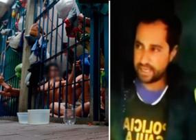 Un preso de cuello blanco el único que conversa con Rafael Uribe Noguera en La Picota
