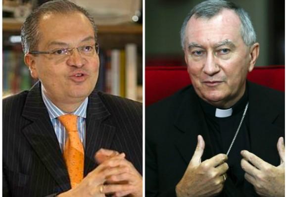 Así se cocinó la reunión entre Uribe y Santos con el Papa Francisco en el Vaticano