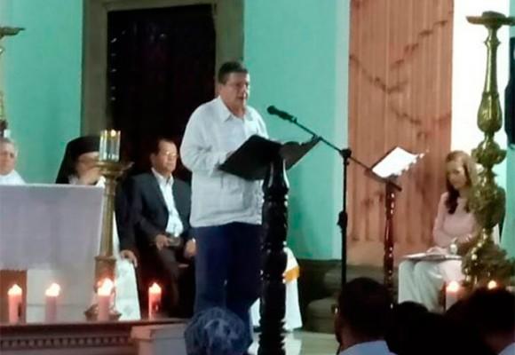 Pablo Catatumbo regresó a Cali, su ciudad, después de 30 años en el monte y pidió perdón
