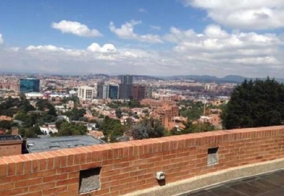 Vecinos de Santa Ana oriental en Bogotá preocupados por posibles incendios