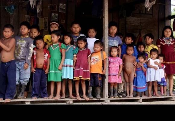 Niña Embera muere por balón bomba del ELN en el Choco