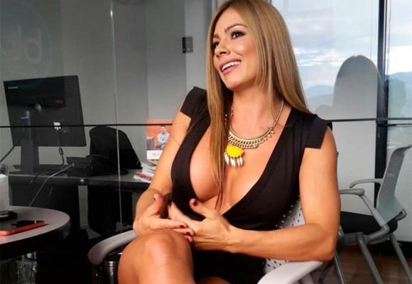 """Mi marido me da todo lo que necesite"" Esperanza Gómez"