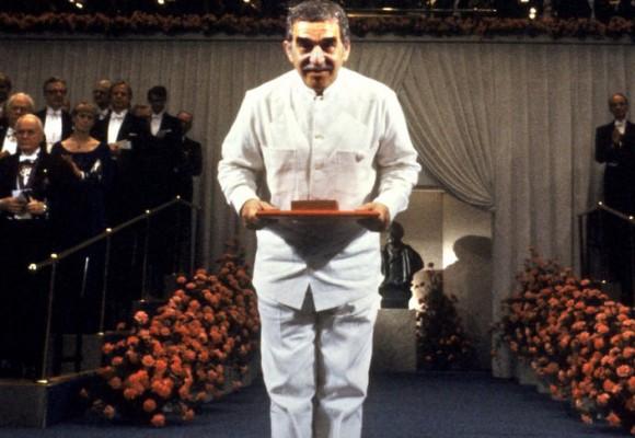 Aquellos días con Gabo en Estocolmo cuando recibió el Nobel