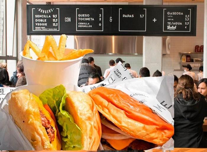 Home Burguers: las hamburguesas que están de moda en Bogotá