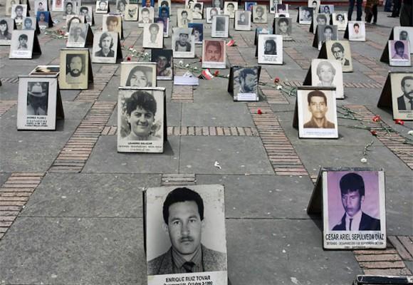 ¿Cómo confrontar la impunidad que alberga el olvido?