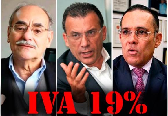 Los 47 congresistas que apoyaron el aumento del IVA