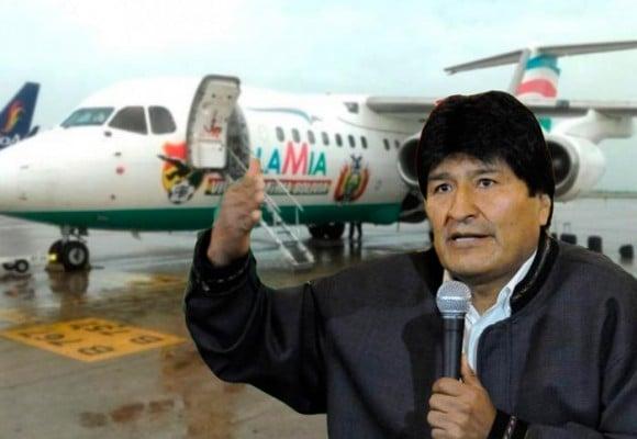 Evo Morales admite que gerente de LaMia fue su piloto