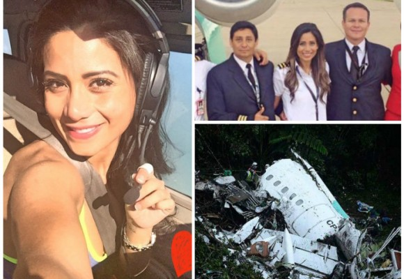 Sisy, la modelo que lo dejó todo por ser piloto y murió en su primer vuelo con LaMia