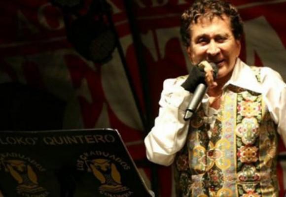Adiós al Loco Quintero, el cantante de las navidades
