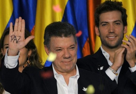 ¿Cómo se enteró Santos que se había ganado el Premio Nobel?
