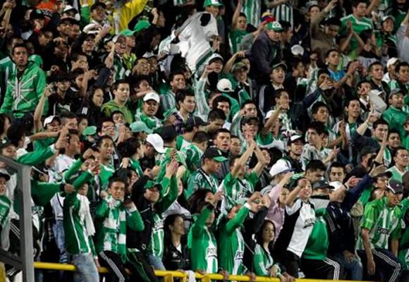 Los ardidos por Atlético Nacional