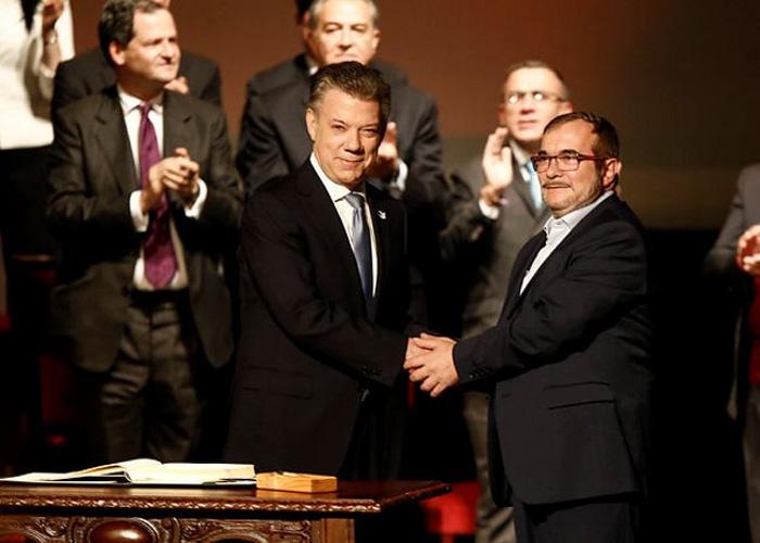 La Redistribución del Acuerdo de Paz