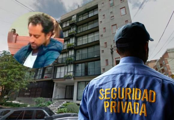 Vigilante del edificio de Rafael Uribe Noguera apareció muerto